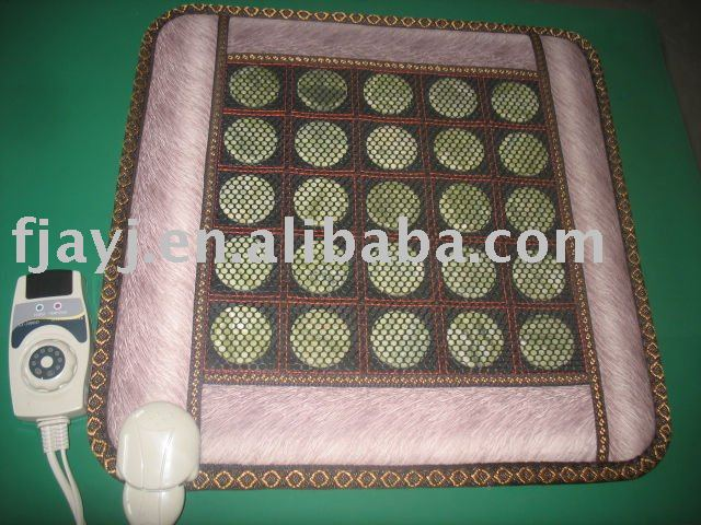 FIR natural jade stone heating mattress AYJ-08F
