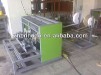 Paper rope making machine for shopping bag