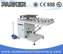 Rotary Table Coating Machine / Rotated Sealant Spreading Table