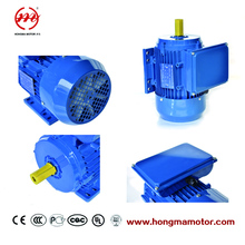 220V IE1 Single Phase dual capacitor start run YL Series Asynchronous Induction AC Electric Motor