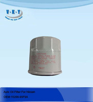 15208-65F0A Auto Oil Filter For Nissan