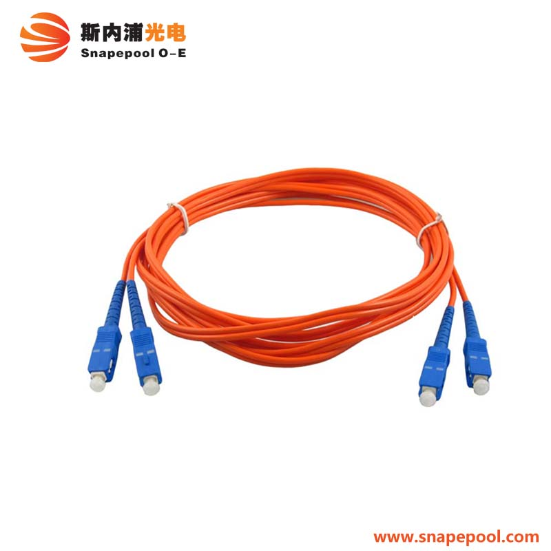 SC / FC / ST / LC Indoor 3m Corning Fiber Optic Jump Cable