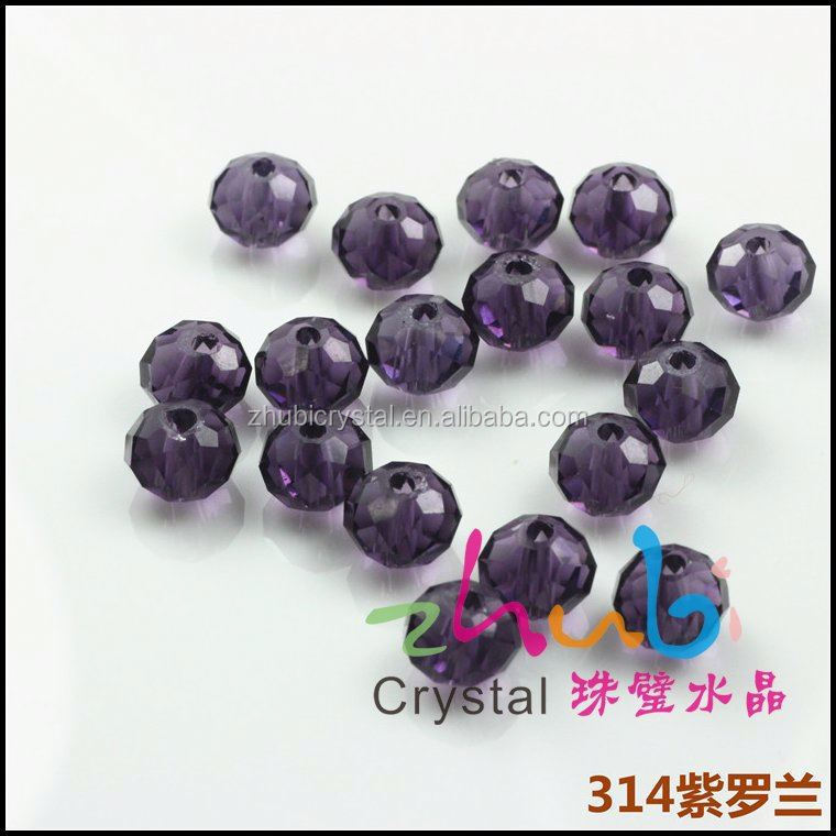 crystal Material Glass Beads,Glass Beads For Necklace Making,Strass Para Artesanato