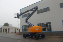 18m and 20m mobile working platform lift,aerial platform lift,hydraulic articulated lifting machine