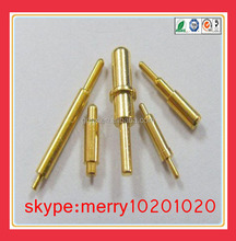 dowel pin spring loaded pogo pin oem pogo pin ISO pass