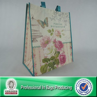 High Quality Custom Cheap Recyclable PP Foldable Non Woven Bag