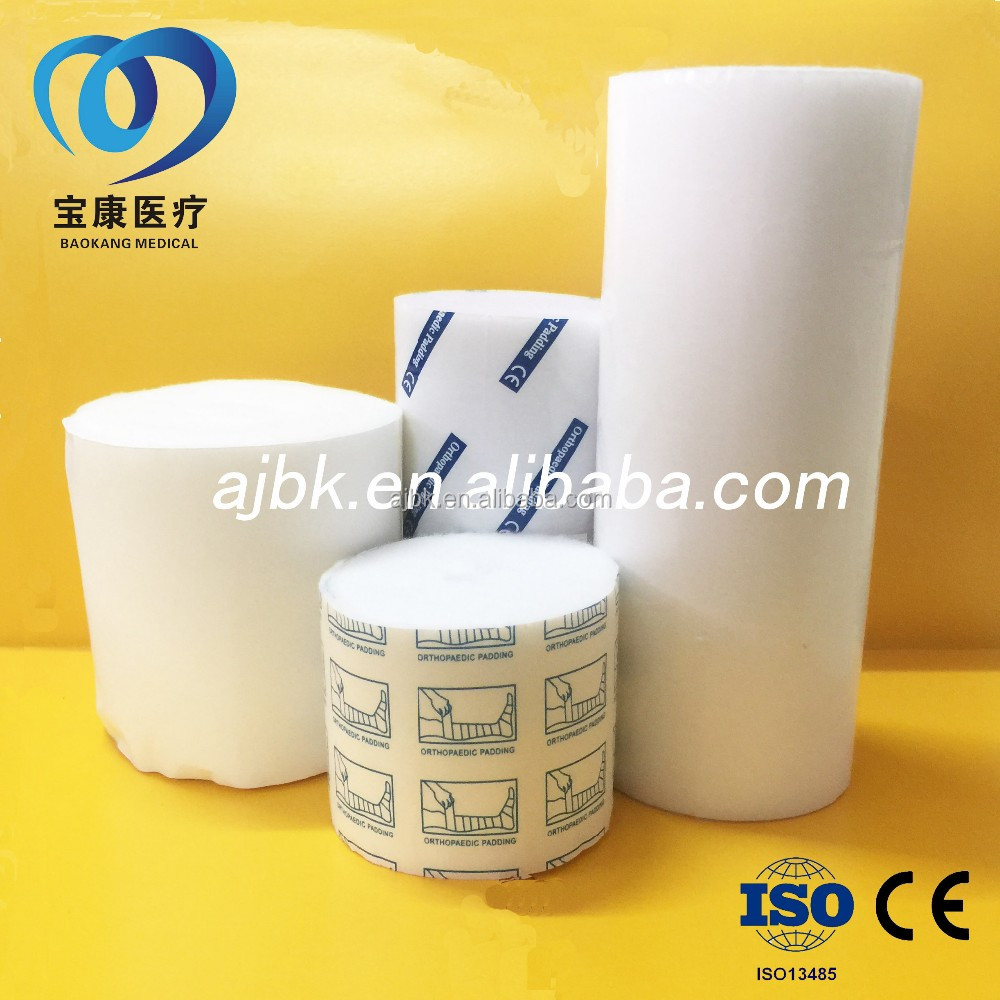 orthopedic supports new products surgical padding
