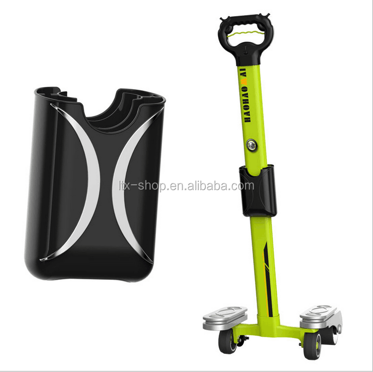 New Electric Seperate Detachable Portable Dual Pedal Footboard Scooter Smart 36V 140W Leisure Electric Standing Electric Scooter