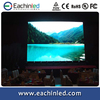 Low Power Consumption Full Color P4.8 Indoor Led Movie Screen for indoor events