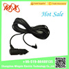 Hot sell with terminal alligator clips cable jumper cable solar cable car cigarette lighter adapter