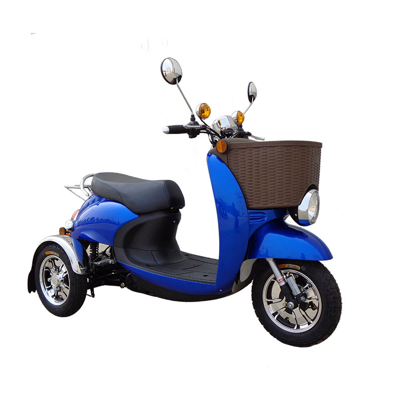Mini Three Wheel Motorcycle Bike Electric Trike