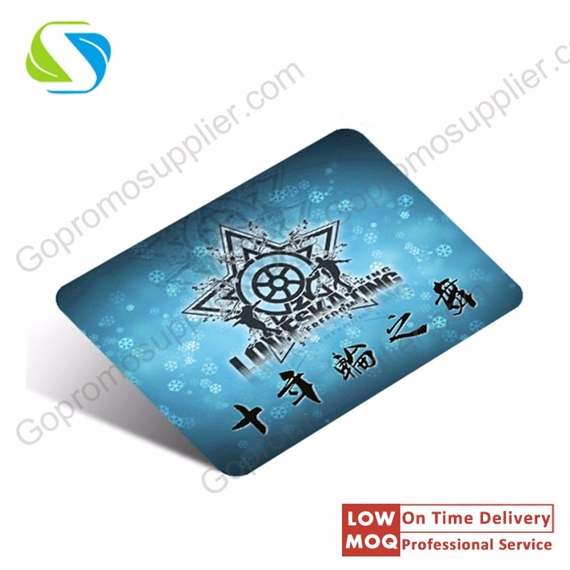 2016 new design cheap advertising promotion custom logo full printed silicon gift rubber mouse pad low moq price