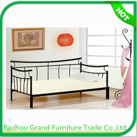 2016 High Quality Metal Furniture Day Bed Sofa Bed Frame