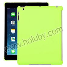 Simple and Plain Style Slim Double-Sided Frosted PC Back Cover Hard Case for iPad Air iPad 5 Case
