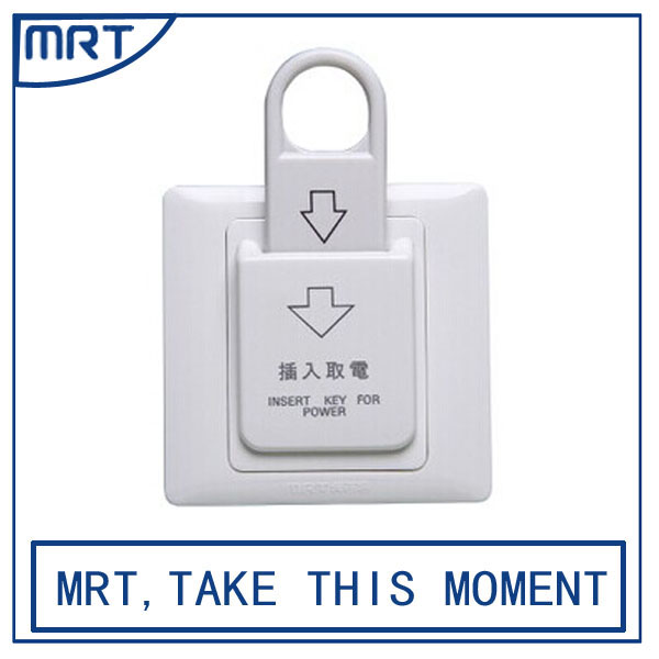2015 Hotel Electrical Energy Saving Key Card power Switch MRT106-K86A