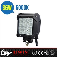 Liwin Factory directly led light bar high power 9-30v 36w led truck light bar 12v for auto