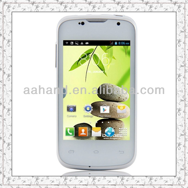 Original Smartphone DOOGEE DG120 CoLLo 2 Android 4.2 MTK6572W Dual Core 3.5'' TFT Screen 3G GPS 256M RAM 512M ROM