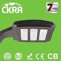 High power 60W 80W 100W 120w parking lot lights solar led