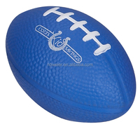 5.7x8.5cm PU foam anti stress American ball toy style/sports ball American football/adults&kids Amerian football toys