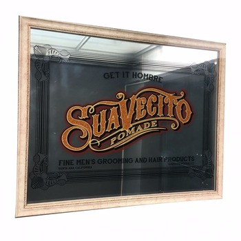 Promotional bar and  Pub Mirror