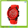 Unisex Modish New Silicone Sport Watch Bands Geneva Jelly Watch Silicone