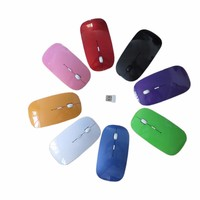 Shenzhen Wireless Mouse Factory 2.4G Mini Fancy Wireless Mouse