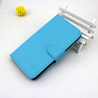 High quality flip purse leather case for sony xperia z2