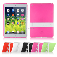Hybrid Colorful Kickstand Back Case Cover For Ipad Mini 2