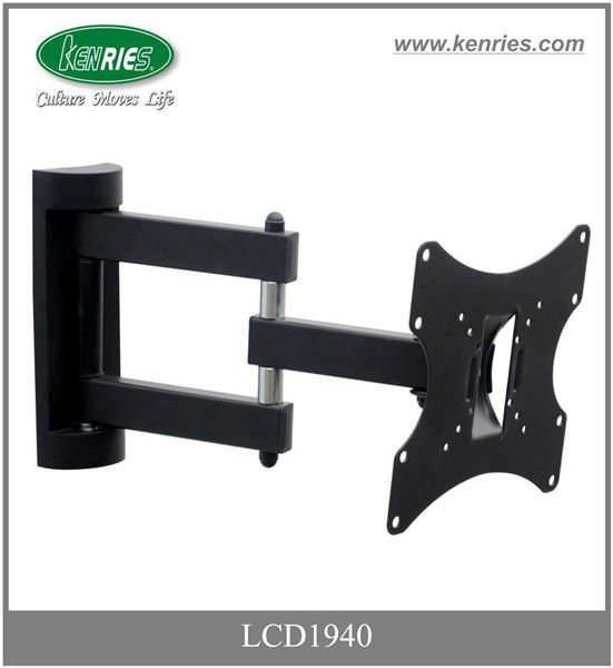 "swivel arm tv bracket for 13""~37"" lcd/led/pdp tvs"