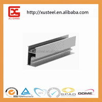 solar panel with mounting aluminum rail supplier in china