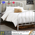 new style metal double bed designs