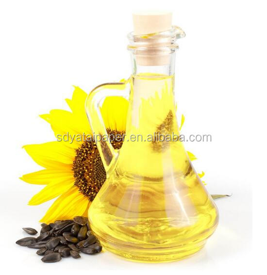 High quality organic sunflower seed oil