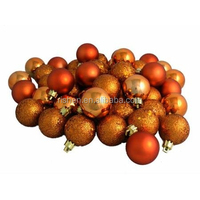 wholesale orange plastic christmas ball special clear printable christmas ball ornaments bulk