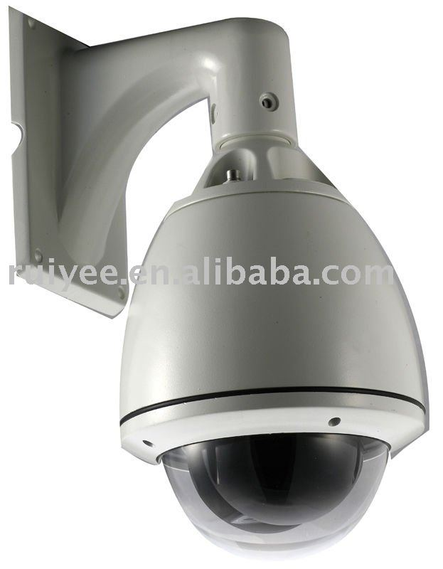 RY-9007 CCTV Sony CCD 27x zoom Outdoor/Indoor PTZ High Speed Dome Camera Waterproof