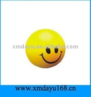 stress ball smiley face balls