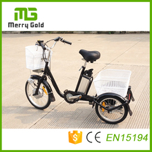 New charging lithium battery small cargo 3 wheel electric tricycle