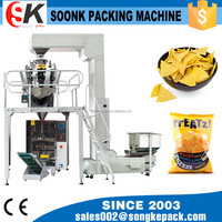 Raisin / currant / dried fruit automatic packaging machine