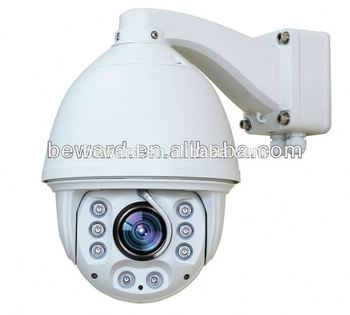 20X optical zoom HD megapixel cmos ip dome ptz camera