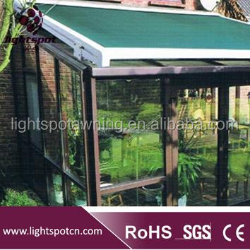 conservatory metal roof awnings spa canopy