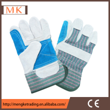 Custom Leather Craft Mechanics Gloves/Industrial Mechanics Gloves/Hand Safety Gloves