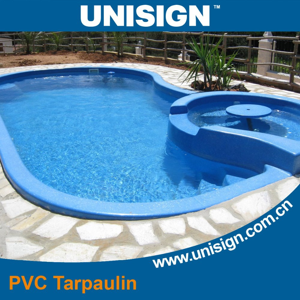 Swimming Pool Pond Liner : Pvc swimming pool liner quality pond