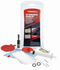 Factory Good Quality All Weather windshield glass repair kit for auto windscreen
