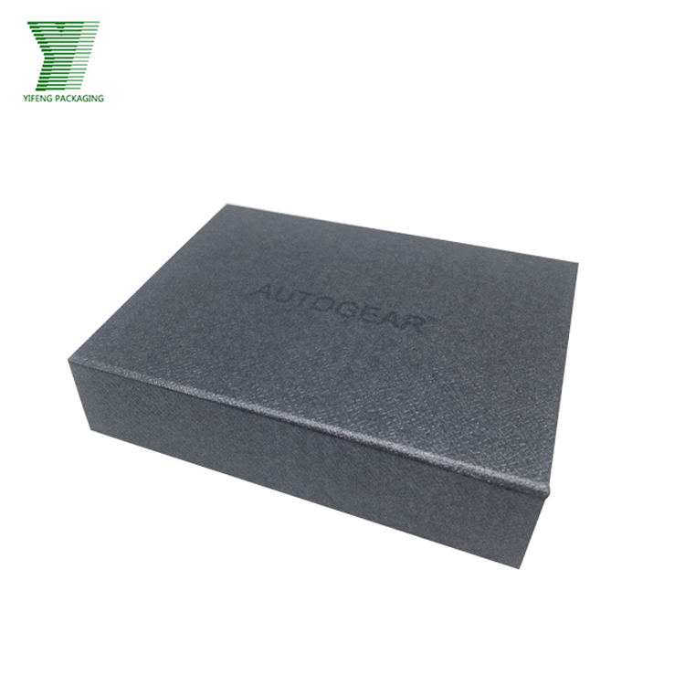 custom design cardboard skin care packaging cosmetic box with foam insert