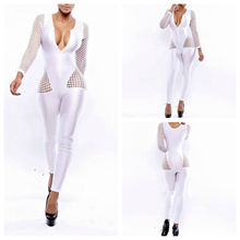 high quality 2014 fashion spandex jumpsuits women