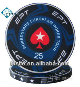 Pokerstars European ept poker chips