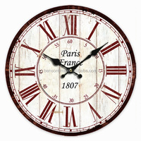 Cason Antique Reproduction French Wall Clock