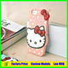Hello kitty Silicone phone case for Motorola Moto G2 cell phone case cover