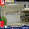 Hot sale China supplier Remote control automatic sectional garage door for garage use