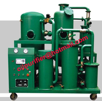 Insulation Oil Regeneration Purifier ,cable Oil Processing Device, recondition and refine waste oil