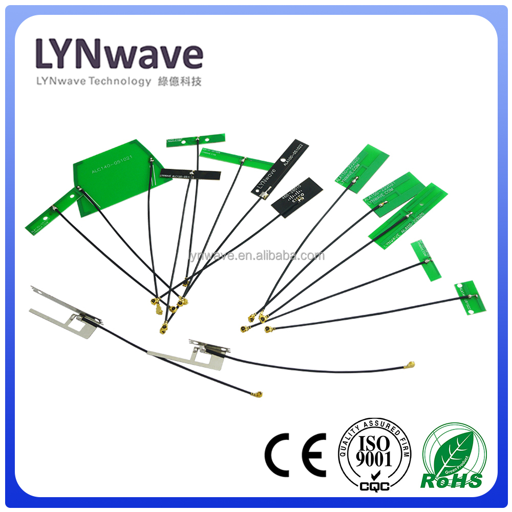 odm oem 2.4ghz PCB dipole type antenna